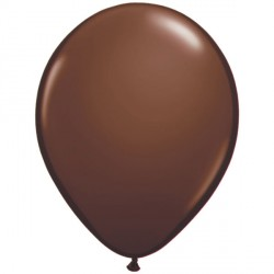 "CHOCOLATE BROWN 11"" FASHION (100CT)"