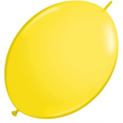 """YELLOW 12"""" STANDARD QUICK LINK (50CT)"""