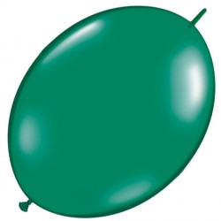 "EMERALD GREEN 12"" JEWEL QUICK LINK (50CT)"