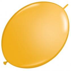 "GOLDENROD 6"" FASHION QUICK LINK (50CT)"