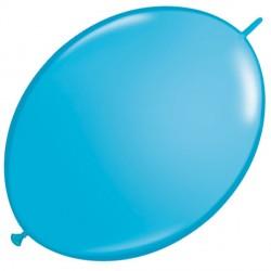 "ROBIN'S EGG BLUE 6"" FASHION QUICK LINK (50CT)"
