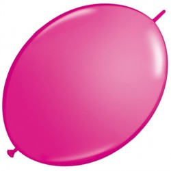 "MAGENTA 12"" PEARL QUICK LINK (50CT)"