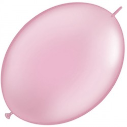 """PINK 6"""" PEARL QUICK LINK (50CT)"""