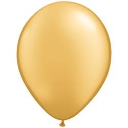 """GOLD 11"""" METALLIC (100CT)"""
