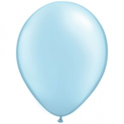 "LIGHT BLUE 11"" PEARL (100CT)"
