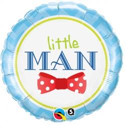 """LITTLE MAN BOW-TIE 18"""" PKT"""