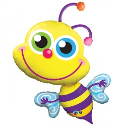 """BEAMING BEE 40"""" SHAPE GROUP C PKT"""