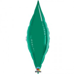 "EMERALD GREEN 27"" TAPER FLAT"