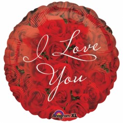 I LOVE YOU ROSES STANDARD S40 PKT