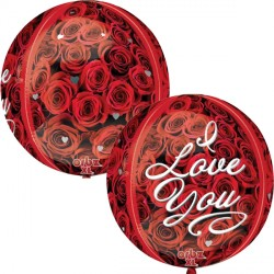 I LOVE YOU ROSES ORBZ G20 PKT