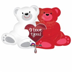 LOVE BEARS SHAPE P35 PKT