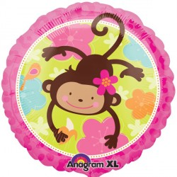 "MONKEY LUAU BIRTHDAY 18"" SALE"