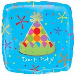 "PARTY HAT BIRTHDAY 18"" SALE"