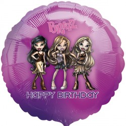 "BRATZ HAPPY BIRTHDAY 18"" SALE"