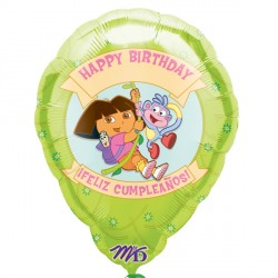 "DORA & BOOTS BIRTHDAY 18"" SALE"