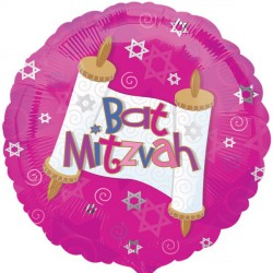 "BAT MITZVAH 18"" SALE"