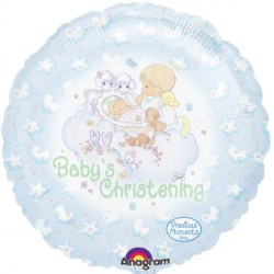 "PRECIOUS MOMENTS CHRISTENING 18"" SALE"