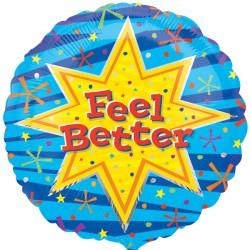 """FEEL BETTER BURST 18"""" SALE"""