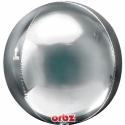 SILVER ORBZ G20 FLAT (3CT)