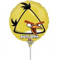 "ANGRY BIRDS YELLOW BIRD 9"" A20 FLAT"