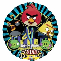 ANGRY BIRDS JUMBO SING A TUNE P75 PKT