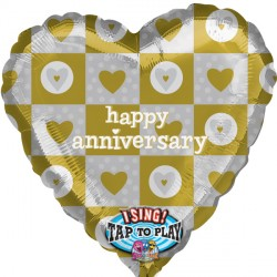 HAPPY ANNIVERSARY BABY SING-A-TUNE P60 PKT