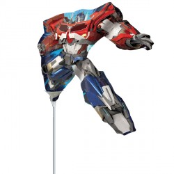 TRANSFORMERS MINI SHAPE A30 INFLATED WITH CUP & STICK