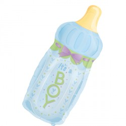 BABY BOTTLE BOY SHAPE P30 PKT
