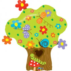 """ENCHANTED TREE IN BLOOM 37"""" SHAPE GROUP C PKT"""