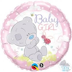 "ME TO YOU TINY TATTY TEDDY BABY GIRL 18"" PKT"