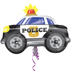 POLICE CAR JUNIOR SHAPE S40 PKT