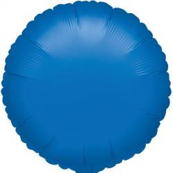 BLUE METALLIIC ROUND STANDARD S15 FLAT A