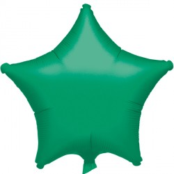GREEN METALLIC STAR STANDARD S15 FLAT A