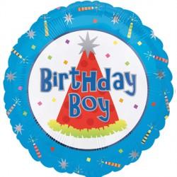 BIRTHDAY BOY STANDARD S40 PKT
