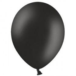 """BLACK 12"""" PASTEL BELBAL (100CT)"""