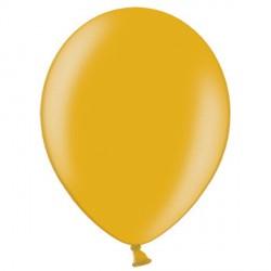 """GOLD 12"""" METALLIC BELBAL (100CT)"""