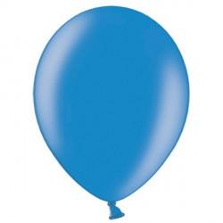 "BLUE 12"" METALLIC BELBAL (100CT)"