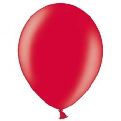 """CHERRY RED 12"""" METALLIC BELBAL (100CT)"""