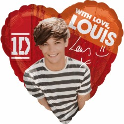 "ONE DIRECTION LOUIS 18"" SALE"