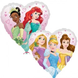 DISNEY PRINCESS HEART STANDARD S60 PKT