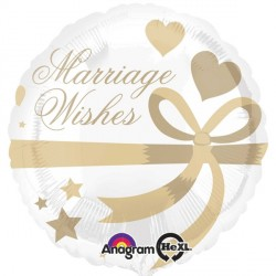 MARRIAGE WISHES STANDARD S40 PKT