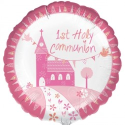 COMMUNION CHURCH PINK STANDARD S40 PKT