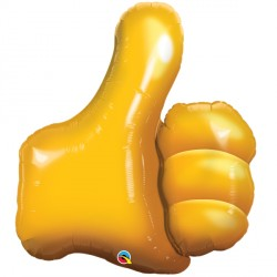 "THUMBS UP! 35"" SHAPE GROUP B PKT"