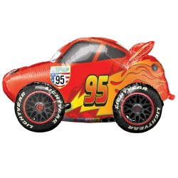DISNEY CARS LIGHTENING McQUEEN AIRWALKER P93 PKT