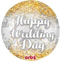 WEDDING CONFETTI ORBZ G20 PKT