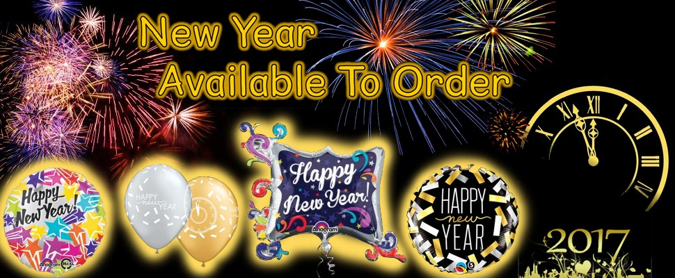 NEW YEAR AVAILABLE TO ORDER