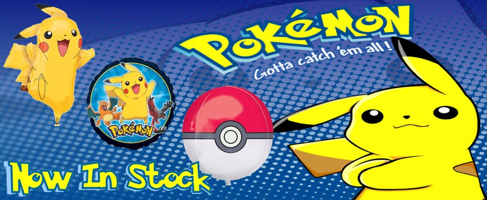 Pokemon Now Available To Order