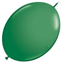 "6"" GREEN QUICK LINK STANDARD (50CT)"