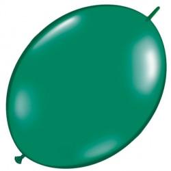 "EMERALD GREEN 12"" JEWEL QUICK LINK (50CT)"