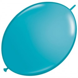 "TROPICAL TEAL 12"" FASHION QUICK LINK (50CT)"